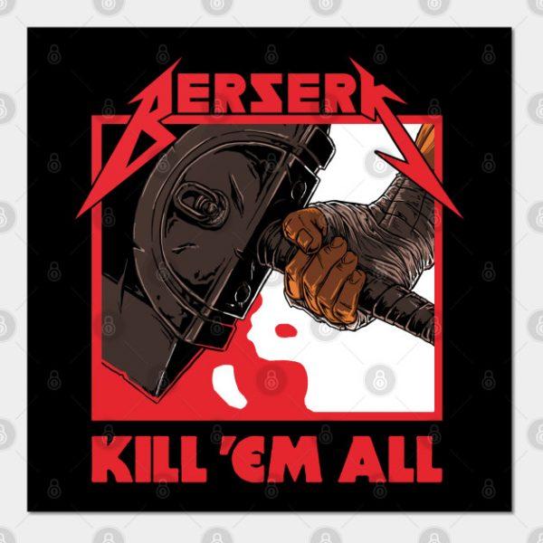 Berserk Metal