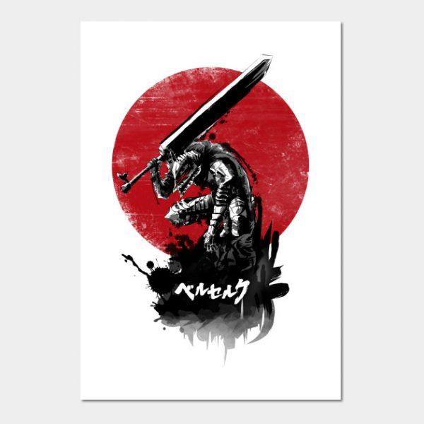Red Sun Swordsman