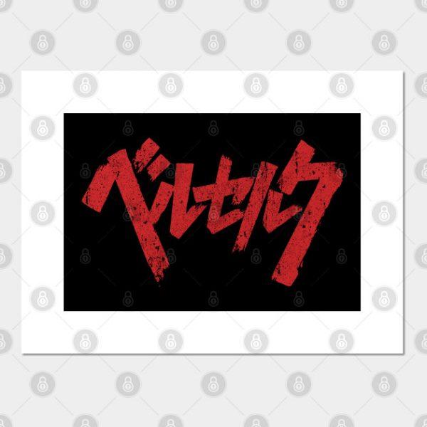 Berserk Kanji