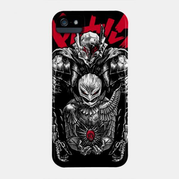 Swordsman and the Hawk - Black