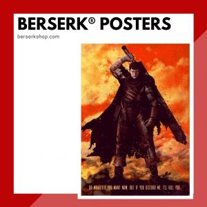Berserk Posters