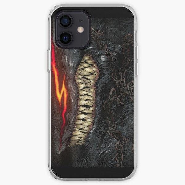 Beast of Darkness Berserk iPhone Soft Case RB1506 product Offical Berserk Merch