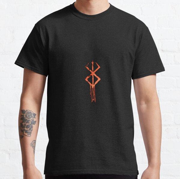 Berserk curse mark Classic T-Shirt RB1506 product Offical Berserk Merch