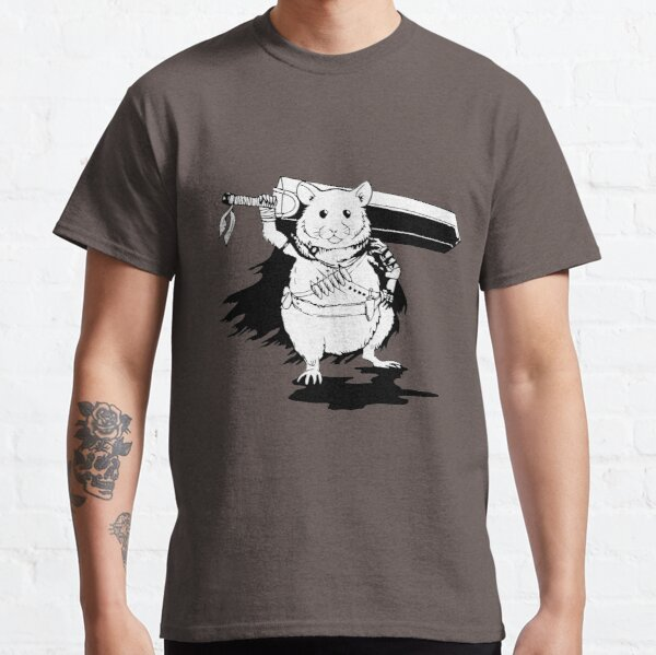 berserk hamster Classic T-Shirt RB1506 product Offical Berserk Merch