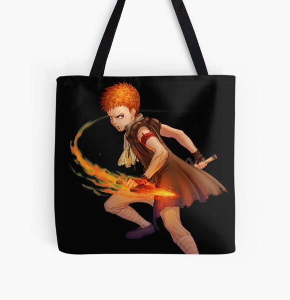 Веrsеrк: Isidro's flame 2 All Over Print Tote Bag RB1506 product Offical Berserk Merch