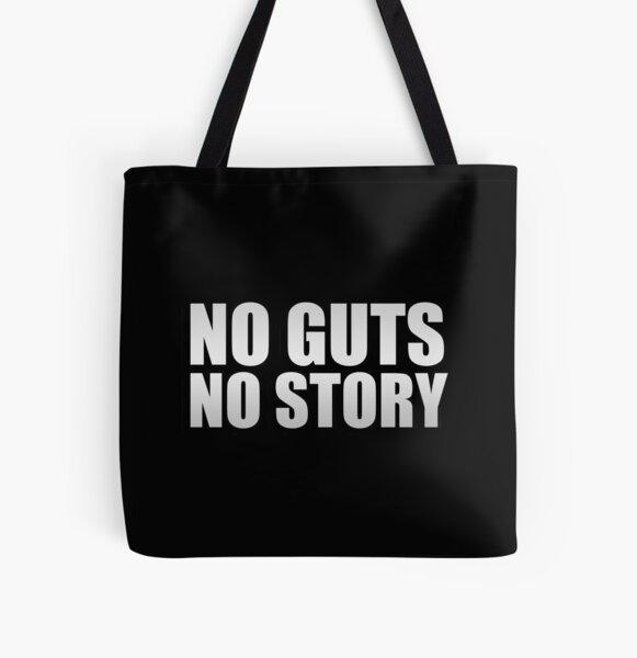 No guts, no story All Over Print Tote Bag RB1506 product Offical Berserk Merch