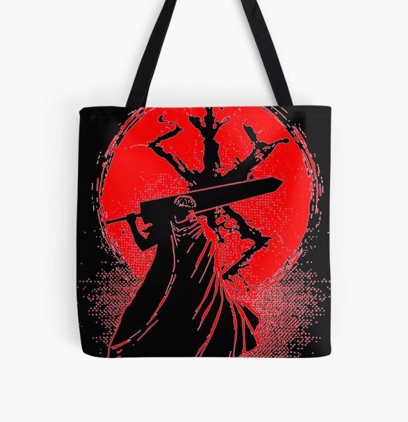 Guts All Over Print Tote Bag RB1506 product Offical Berserk Merch