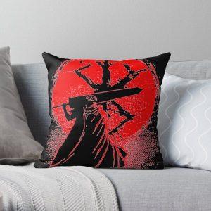 Guts Throw Pillow RB1506 product Offical Berserk Merch