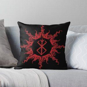BERSERK ECLIPSE BRAND Throw Pillow RB1506 product Offical Berserk Merch