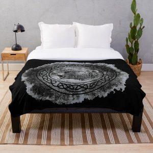 Berserker (bear shirt) Throw Blanket RB1506 product Offical Berserk Merch