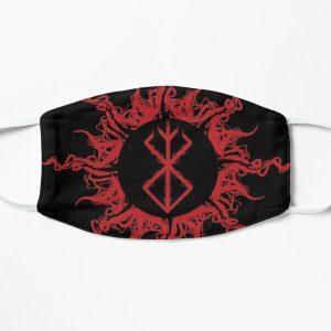 BERSERK ECLIPSE BRAND Flat Mask RB1506 product Offical Berserk Merch
