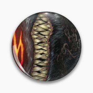 Beast of Darkness Berserk Pin RB1506 product Offical Berserk Merch
